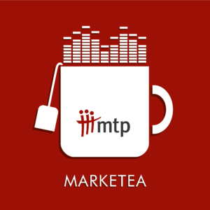Logo Podcast MARKETEA