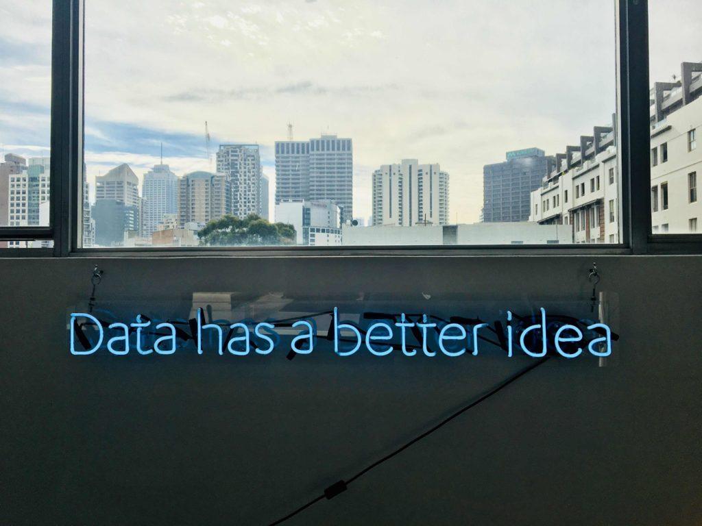 Schild: Data has a better idea
