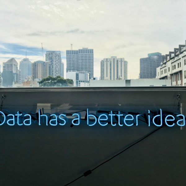 Schild: Data has a better idea