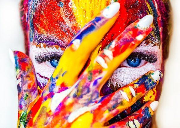 4 Farben Modell - Persönlichkeitstypen