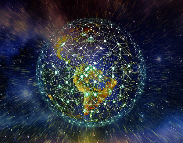 Welt als Netzwerk