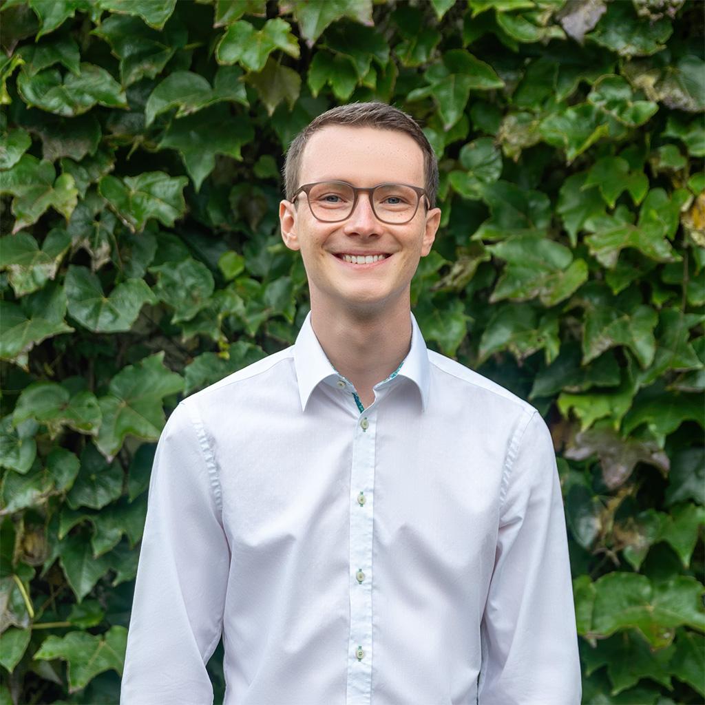 Timo Bihlmaier Ressortleitung Kommunikation Bild