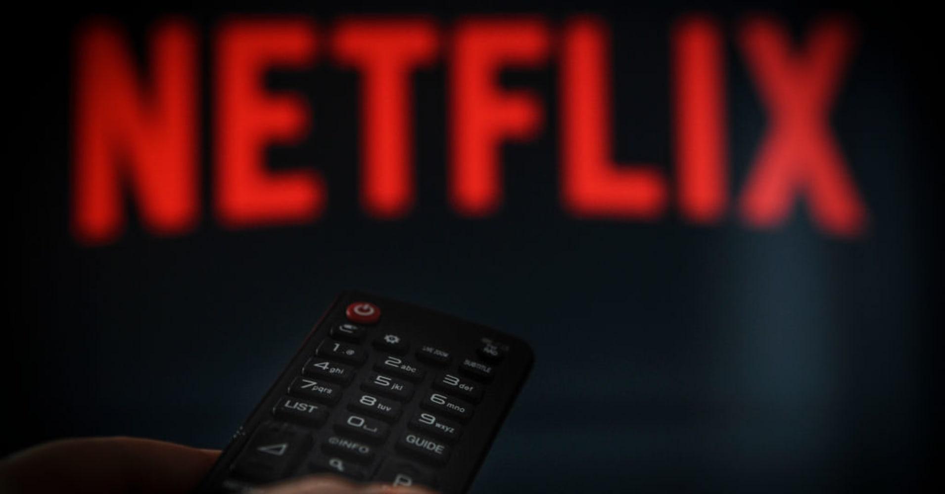 Netflix mit Fernbedienung