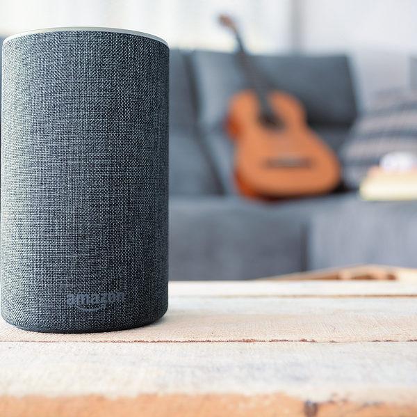 """Amazon Echo mit Sprachsteuerung """"Alexa"""""""