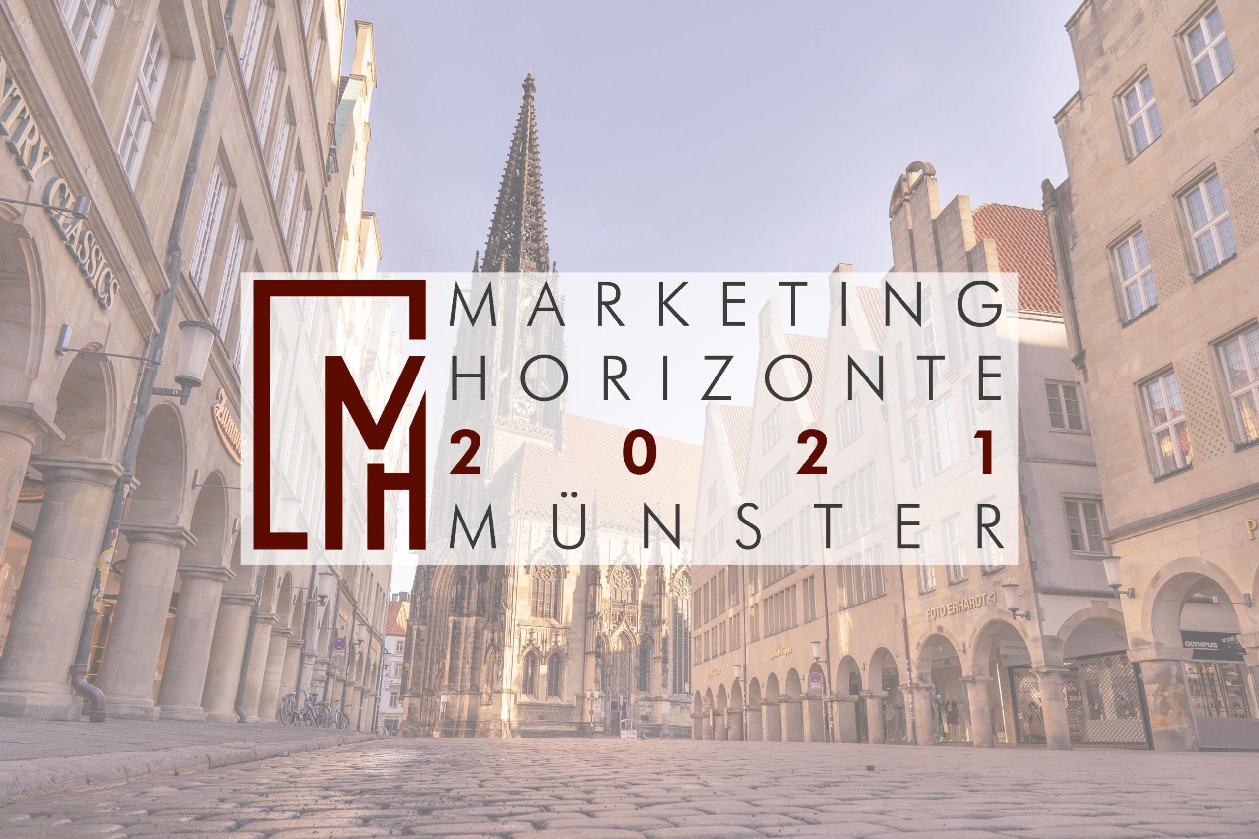 Marketing Horizonte 2021 Münster